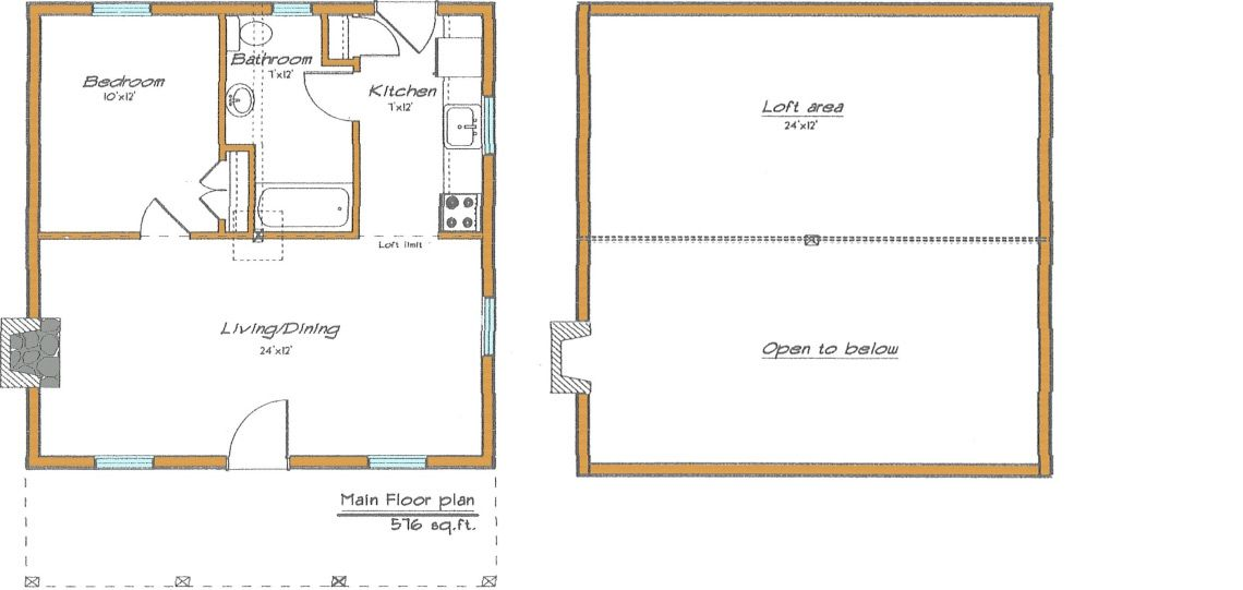 Paradise Creek Floor Plan